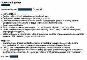 Software Engineer Job Descriptions that Attract the Best ...