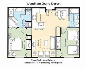 Wyndham grand desert room floor plans meze blog for Wyndham grand desert room floor plans