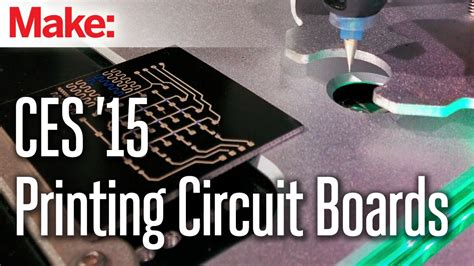 Ces Print Your Own Circuit Boards Youtube