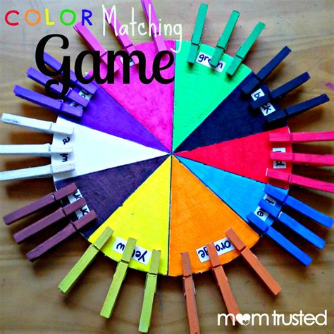 color matching activities for preschool how to make this color matching for your preschooler 941