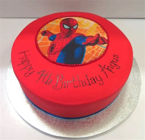 spiderman cake mezzapica cannoli birthday wedding cakes