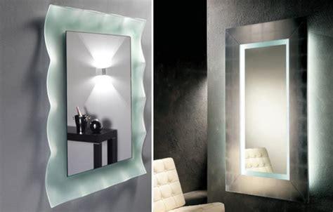 wall lights design wonderful ideas lighted wall mirrors