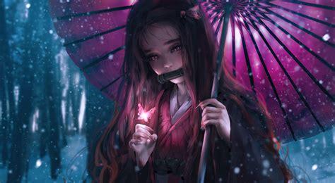 Ko biết , đọc đi sẽ biết , có h. Download 1823x1000 Kamado Nezuko, Kimetsu No Yaiba, Demon ...