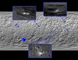 Dawn Spacecraft Unraveling Mysteries of Ceres Intriguing ...