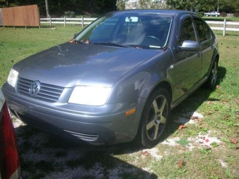 Find Used 2003 Volkswagen Jetta Gli Sedan 4-door 2.8l In