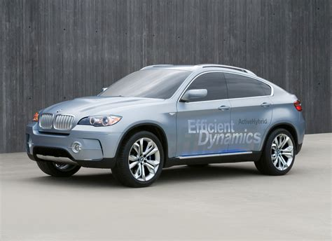 Bmw X6 Activehybrid Conceptpicture 6 Reviews News