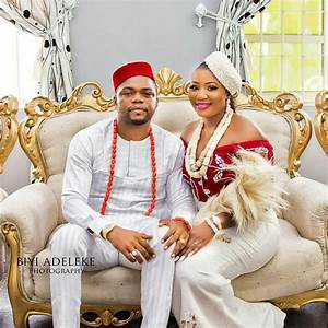 igbo traditional wedding attire for groom With typical wedding photos