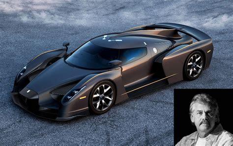 Mclaren F1 Designer mclaren f1 designer gordon murray praises the scg003