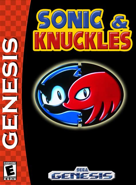 sonic knuckles details launchbox games