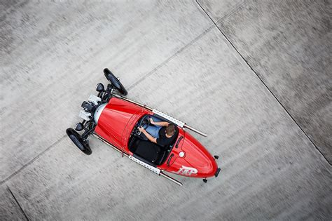 25 British Cars To Drive Before You Die 22) Morgan 3