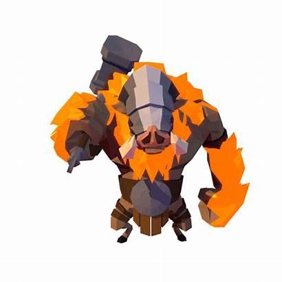 Goblin God War Goblins Kickstarter Tribe Poly