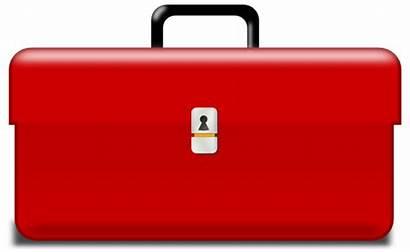 Tool Box Clip Clipart Clker Vector Royalty