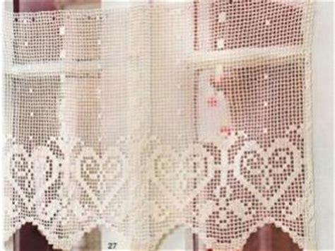 modele rideau crochet facile 28 images robes et rideaux au crochet mod 232 les et grilles