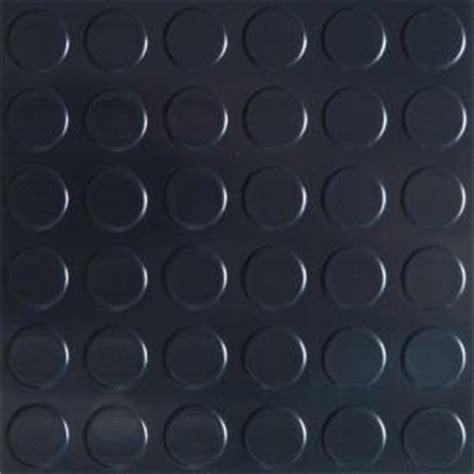 G Floor 7.5 ft. x 17 ft. Coin Commercial Grade Midnight