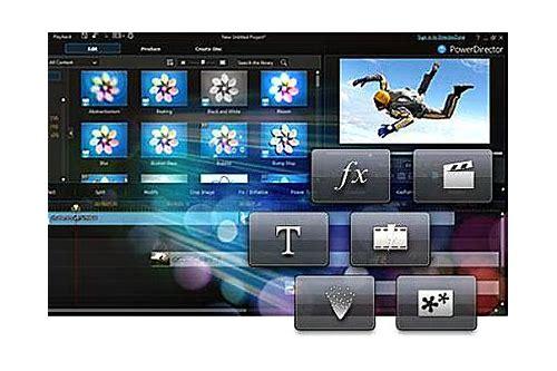 cyberlink powerdirector free download filehippo