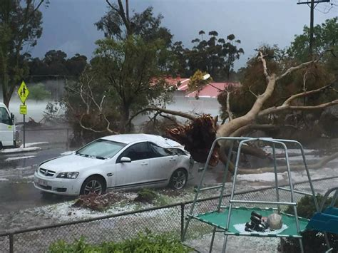 clean  begins  parkes tornado  young supercell
