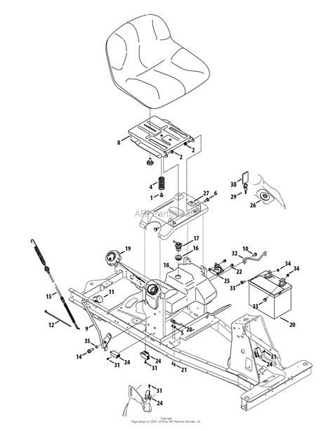 mtd bjd    parts diagram