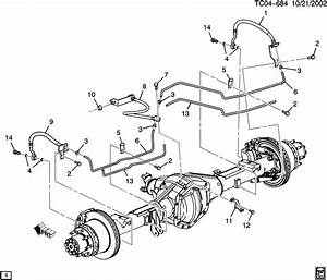 2002 Avalanche Brake Line Diagram