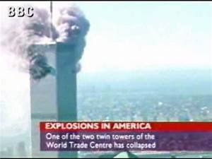 9/11: British TV coverage: 10.06- 10.16 EST - YouTube