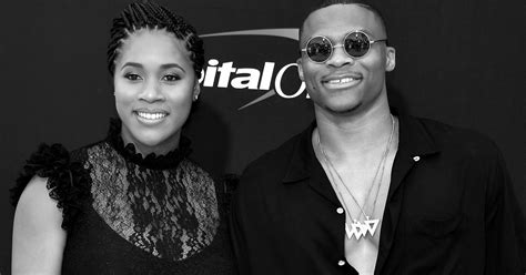 russell westbrook  wife nina  twin daughters   loud city