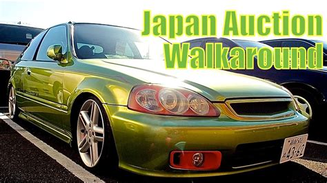 japan auction walk  uss yokohama pacific coast