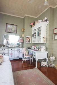 New-home-office-, Decor, Shabby, Chic