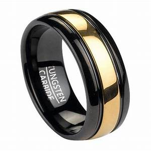 black and gold mens wedding ring newest navokalcom With black and gold mens wedding ring