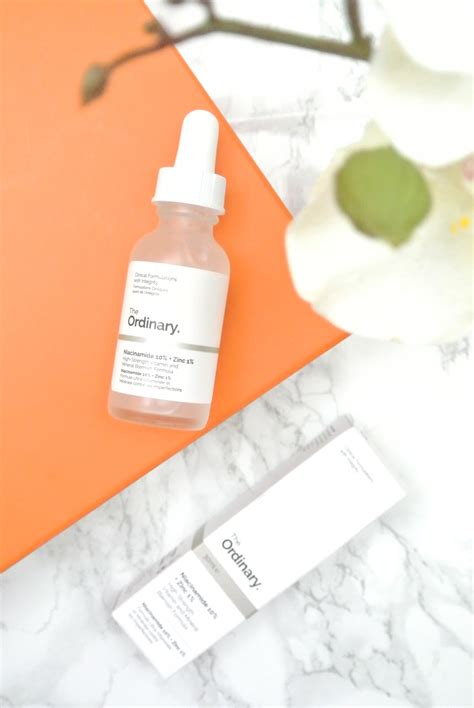 ordinary niacinamide review victoria bell
