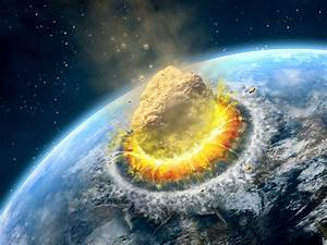 Huge asteroids made life hell on Earth - INSIDER