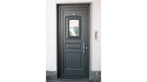 Porte D Ingresso In Alluminio E Vetro by Porte D Ingresso In Alluminio Taglio Termico E In Pvc