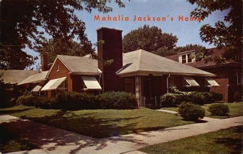 home  mahalia jackson chicago il