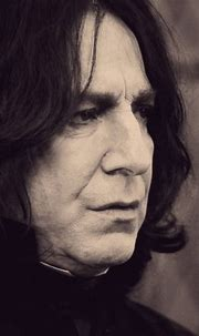 Pin by Mohaddeseh on Alan Rickman in 2020   Snape harry ...