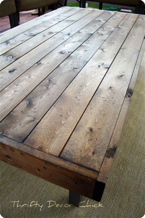 diy outdoor wood table top woodworking projects