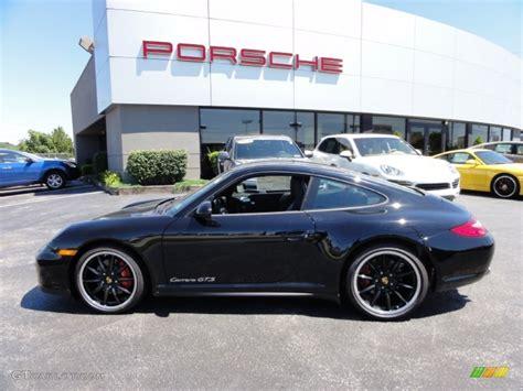 Black 2018 Porsche 911 Carrera Gts Coupe Exterior Photo