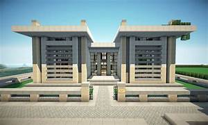 Modern Mansion on World of Keralis Minecraft Project