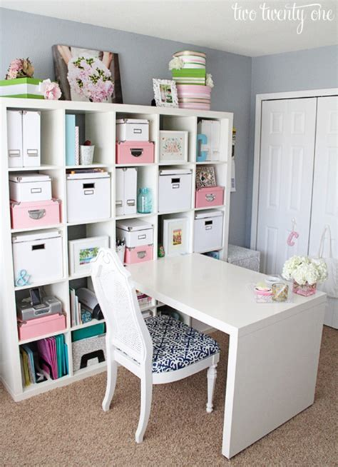 Home Office & Craft Space {two Twenty One}