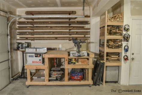 set   diy workshop  created home