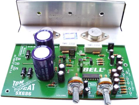 rangkaian power lifier ocl 150 watt 187 skemaku