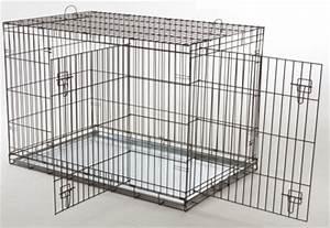 Grande Cage Pour Chien : cage a chien ~ Dode.kayakingforconservation.com Idées de Décoration