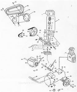 Campbell Hausfeld Hl7012 Parts Diagram For Air
