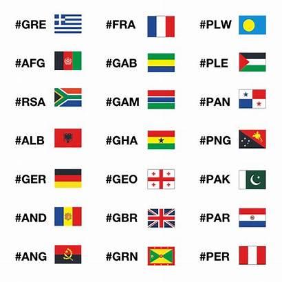 Rio Olympics Emoji Emojis Games Olympic Flag