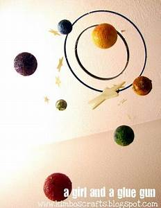Printable Solar System Mobile (page 2) - Pics about space