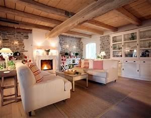 Wohnzimmer Accessoires Bringen Leben Ins Zimmer : einrichtungsstil landhausstil ~ Lizthompson.info Haus und Dekorationen