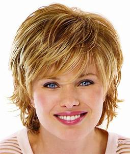 Short Hairstyles For Round Faces Women39s Fave HairStyles