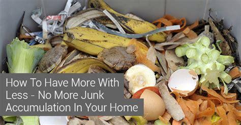 6 Ways To Avoid Junk Accumulating In Your Home  Gorilla Bins