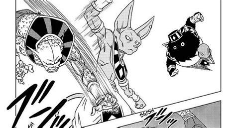 lultra instinct de goku en detail dragon ball super