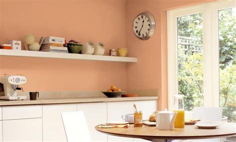Farbe In Der Wohnung  25 Ideen Mit Warmen Wandfarben