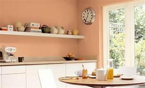 Farbe Wand Ideen : pfirsich farbe wand raum und m beldesign inspiration ~ Markanthonyermac.com Haus und Dekorationen