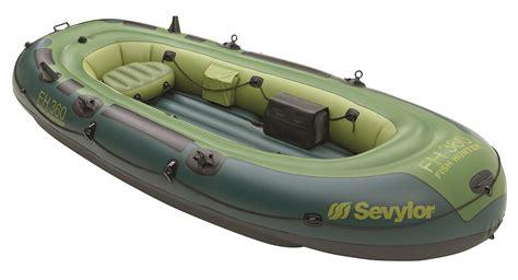 Inflatable Boats Uk Ebay by Sevylor Fish Hunter Inflatable Boat Green Ebay