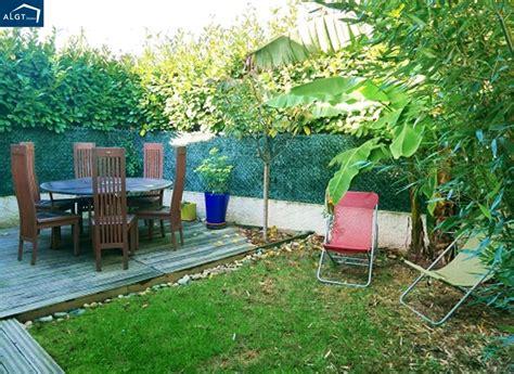 vente maison de ville t4 f4 toulouse lardenne jardin cosy